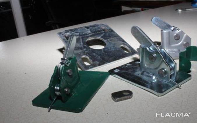 Пружинный зажим HUN усиленный (Чироз) Spring clamp