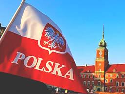 Рабочие приглашение в Польшу для открытия рабочей визы
