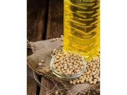 Rafinowany olej sojowy