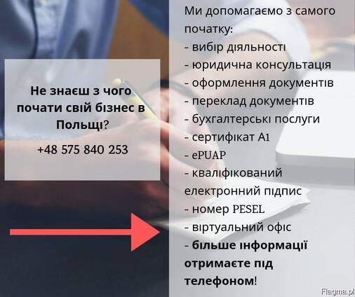 Регистрация фирмы и ее ведение