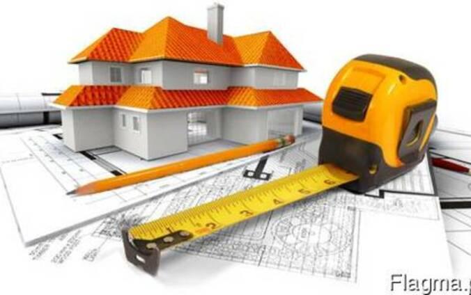 Ремонтно-строительные работы Строительство коттеджей