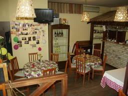Ресторанный бизнес в центре большого микр-на в Варшаве