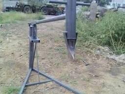 Ручной дровокол
