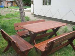 Садовая мебель для беседки, дачи, сада.