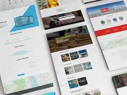 Сайт-визитка для вашей компании