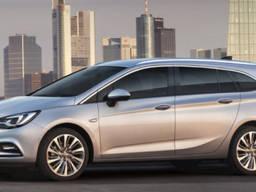 Сдам в аренду Opel Astra Disel 2017 Combi под Uber