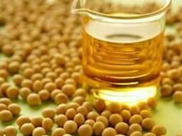 Соевое масло (гидратированное) olej sojowy (odgumowany)