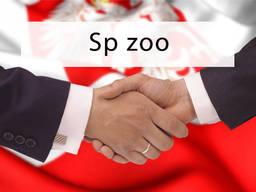Sprzedam firmę Sp zoo (nieużywane)