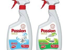 Средства для мытья кухни и ванной