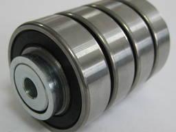 Stalowa krańcowa rolka transportowa fi50 obciążenie do 200 kg
