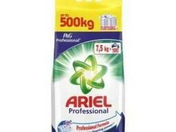 Стиральный порошок ARIEL Regular и Color 7, 5kg