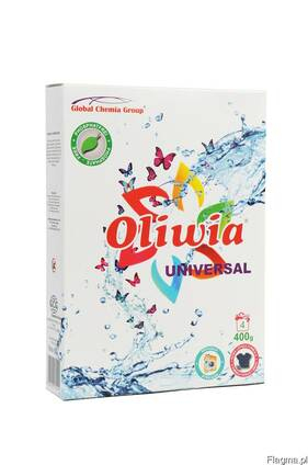 Стиральный порошок.Oliwia Universal 400g