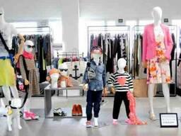 Сток одежда, обувь, аксессуары - оптом