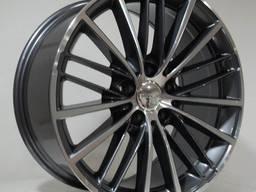 Titanium Wheels R16, R17, R18, R19, R20, R21, R22 of Various Brands