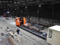 Угловой пильный комплекс WoodVER UPK-1