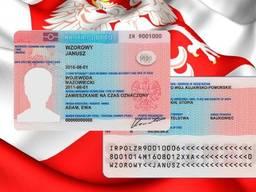 Usługi dotyczące legalizacji pracy oraz pobytu obcokrajowców
