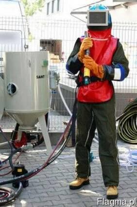 Установка 200L для очистки защитный костюм