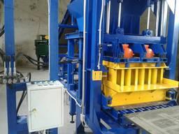 Vibropress do produkcji bloków konstrukcyjnych