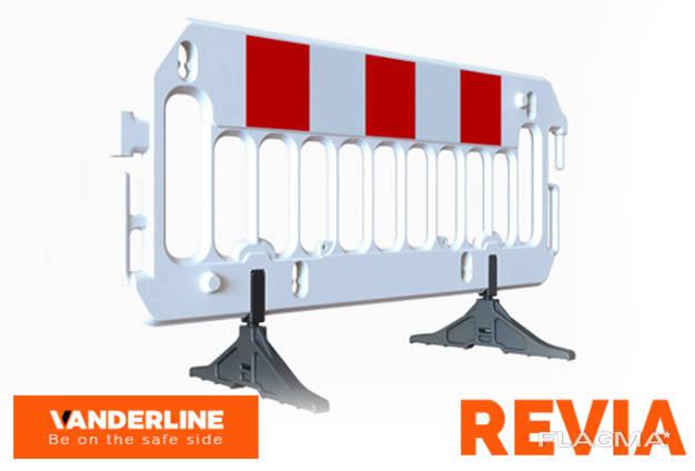 Мобильные ограждения Vanderline U-20 Revia