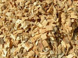 Wióry z drewna iglastego, a także drewno opałowe i tarcica