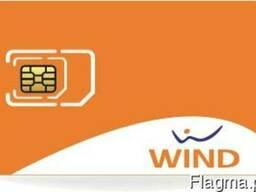 Wind Италия с регистрацией (от8до30gb за10евро)