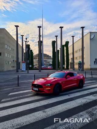 Wynajem Ford Mustang GT Manual 5.0
