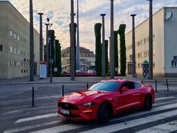 Wynajem Ford Mustang GT Manual 5. 0