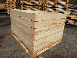 Контейнер деревяный
