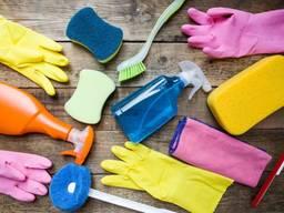 Zamiatanie i mycie klatek schodowych