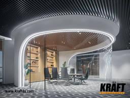 Zaprojektuj sufity podwieszane KRAFT od producenta