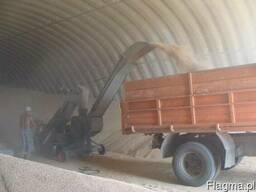 Зернохранилища, зерносклады фермерского типа